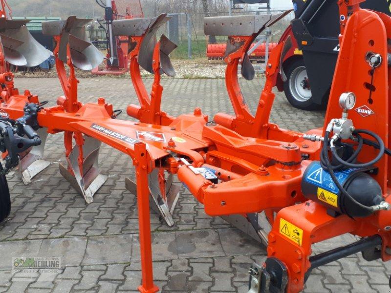 Pflug des Typs Kuhn Vari Master 123 4 NSH Steinsicherung, Gebrauchtmaschine in Pollenfeld (Bild 1)