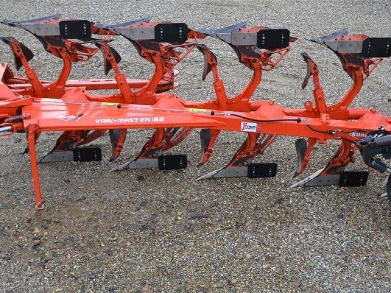 Pflug tip Kuhn Vari-Master 152 5 furet Hydraulisk dybdehjul og fangarm, Gebrauchtmaschine in Vils, Mors (Poză 1)