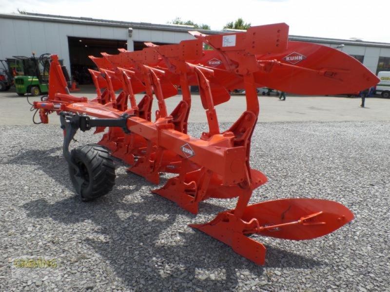 Pflug a típus Kuhn Varimaster 153 5T 90/102, Neumaschine ekkor: Werne (Kép 6)