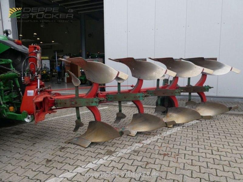 Pflug des Typs Kverneland 4 Schar, Gebrauchtmaschine in Lauterberg/Barbis (Bild 1)