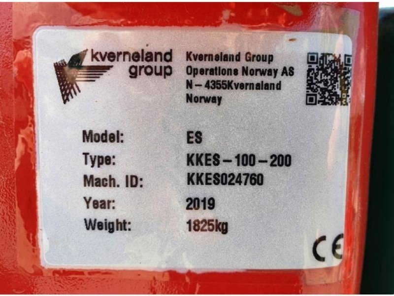 Pflug a típus Kverneland 6 CORPS, Gebrauchtmaschine ekkor: SAINT-GERMAIN DU PUY (Kép 8)