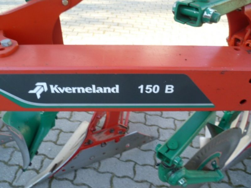 Pflug типа Kverneland B 150, Gebrauchtmaschine в Ebersberg (Фотография 4)