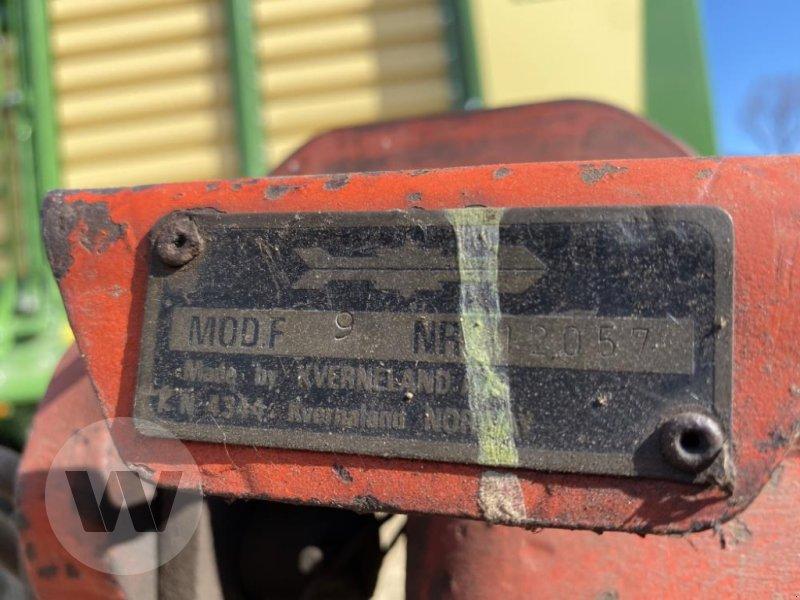 Pflug des Typs Kverneland DREHPFLUG, Gebrauchtmaschine in Husum (Bild 4)