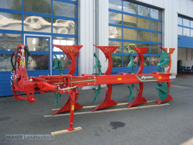 Pflug des Typs Kverneland ED 100 4- Schar, Neumaschine in Dieterskirchen (Bild 1)