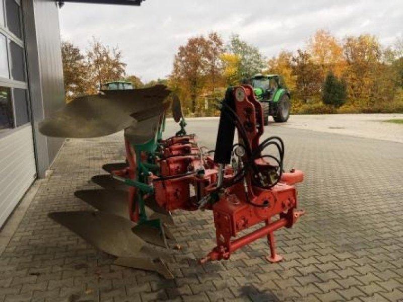 Pflug des Typs Kverneland ED 85, Gebrauchtmaschine in Holzheim am Forst (Bild 1)