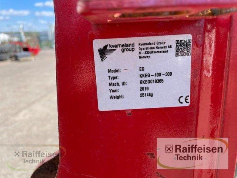 Pflug des Typs Kverneland EG 100-300, Gebrauchtmaschine in Ebeleben (Bild 2)