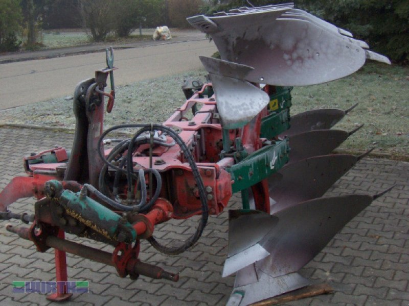 Pflug des Typs Kverneland EG 100 Vario, Gebrauchtmaschine in Buchdorf (Bild 11)