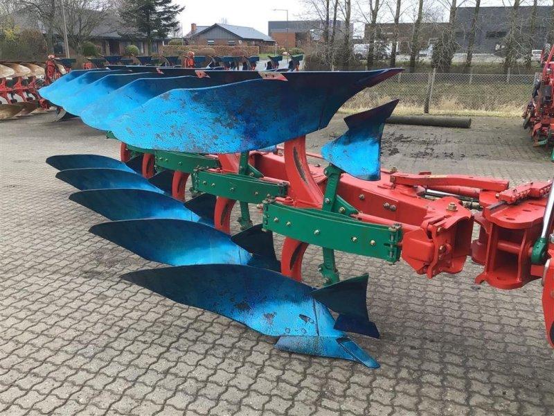Pflug tipa Kverneland EG 300 5F krop 28 med dobbelt fjederpakke og hydraulisk landhjul, Gebrauchtmaschine u Bredsten (Slika 1)