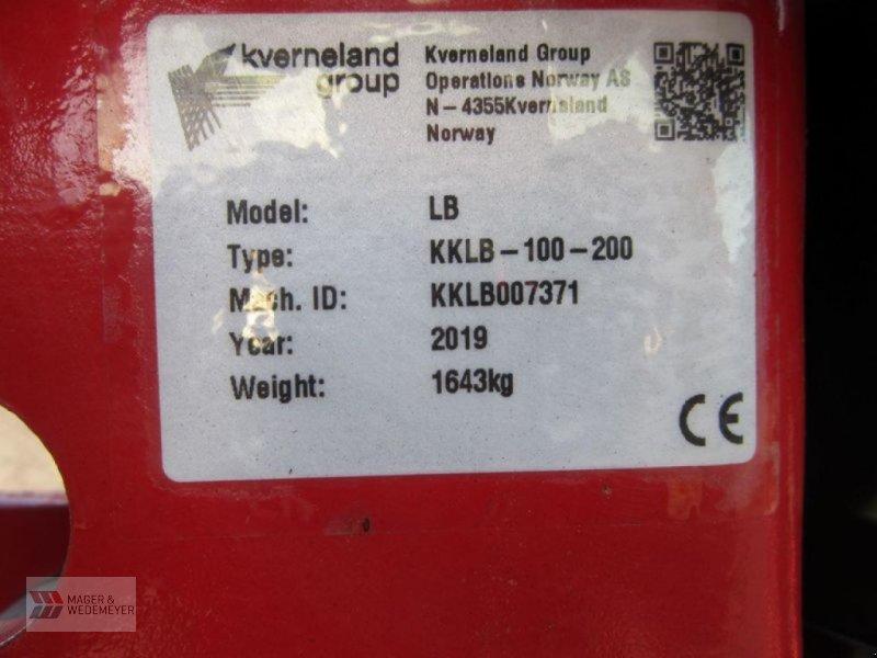 Pflug des Typs Kverneland LB 100-200 4SCHAR, Neumaschine in Oyten (Bild 7)