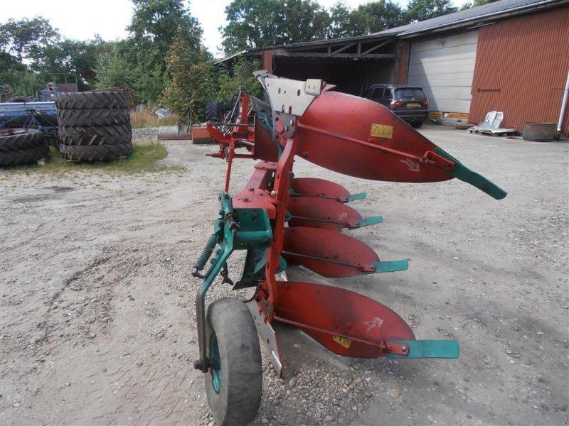 Pflug типа Kverneland LD 100 4F Solgt flere på vej . Pæn og velholdt, Gebrauchtmaschine в Varde (Фотография 4)
