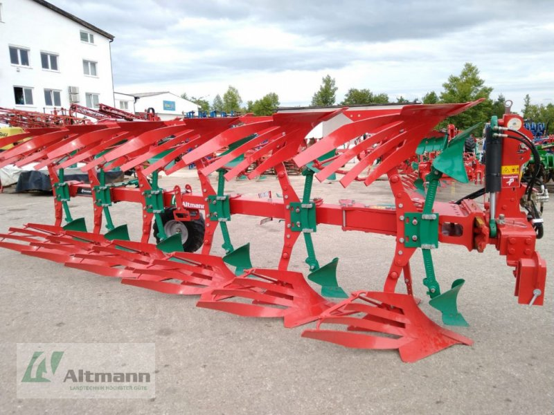 Pflug des Typs Kverneland LS100 6 Schar Drehwerk 200 Körper 30, Neumaschine in Wiener Neustadt (Bild 1)