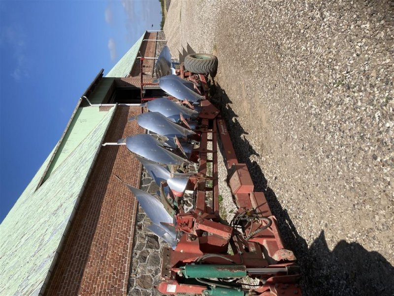 Pflug tip Kverneland PW 8 furet, Gebrauchtmaschine in Mern (Poză 1)