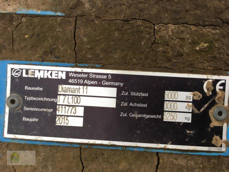 Pflug des Typs Lemken Diamant 11, Gebrauchtmaschine in Salsitz (Bild 3)