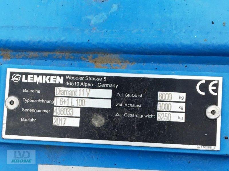 Pflug a típus Lemken Diamant 11VT6+1L100, Gebrauchtmaschine ekkor: Alt-Mölln (Kép 7)