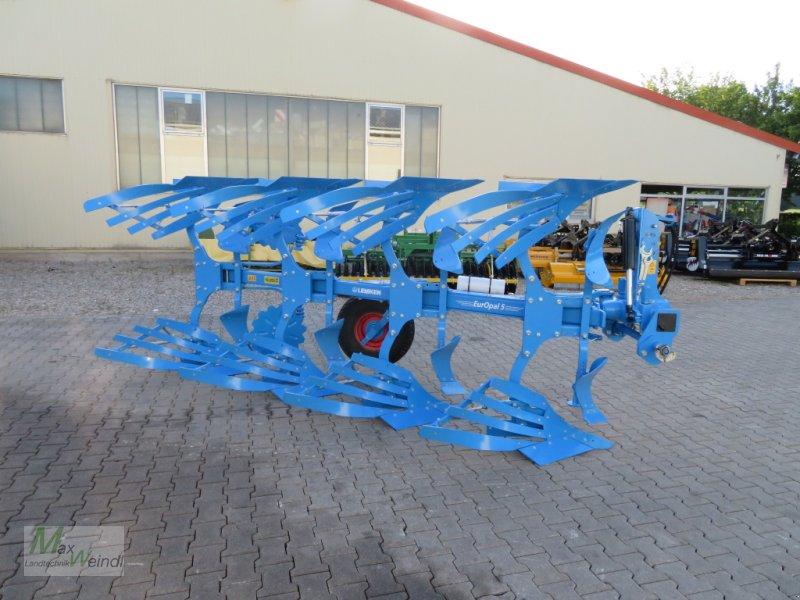 Pflug des Typs Lemken EurOpal 5, Gebrauchtmaschine in Markt Schwaben (Bild 4)