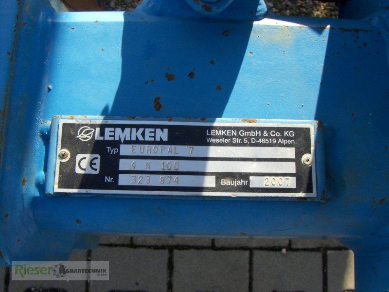 Pflug des Typs Lemken EurOpal 7, Gebrauchtmaschine in Nördlingen (Bild 6)
