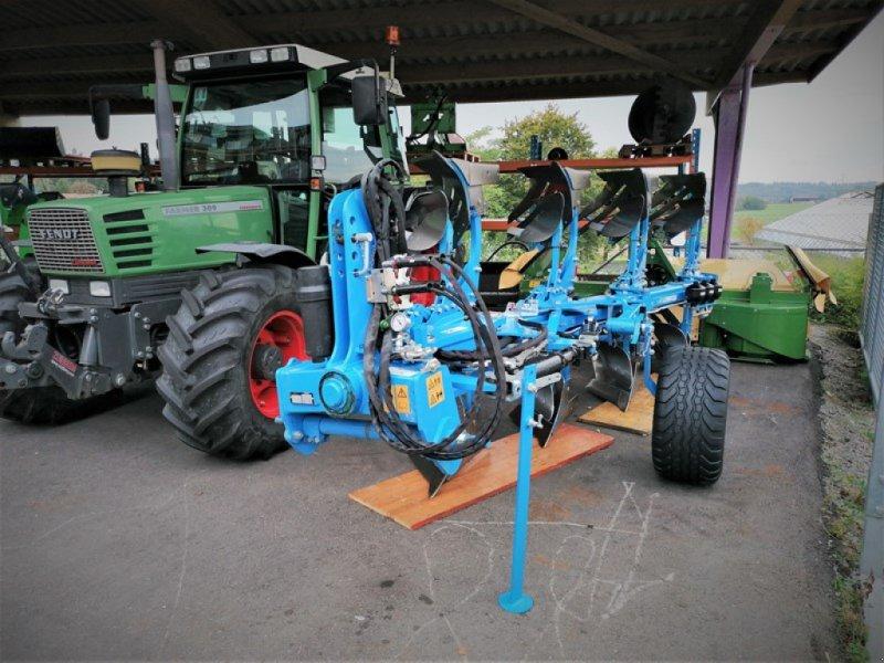 Pflug tip Lemken Juwel 7 M V T 4 L100, Ausstellungsmaschine in Mesikon (Poză 1)