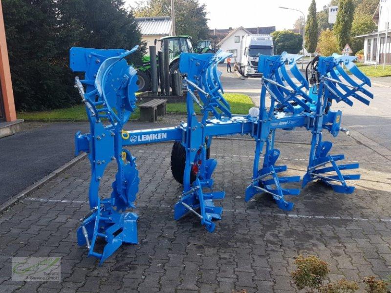 Pflug des Typs Lemken Juwel 7 M, Neumaschine in Neustadt (Bild 2)