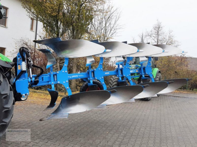 Pflug a típus Lemken JUWEL 7 V M 4N100, Neumaschine ekkor: Unterdietfurt (Kép 1)