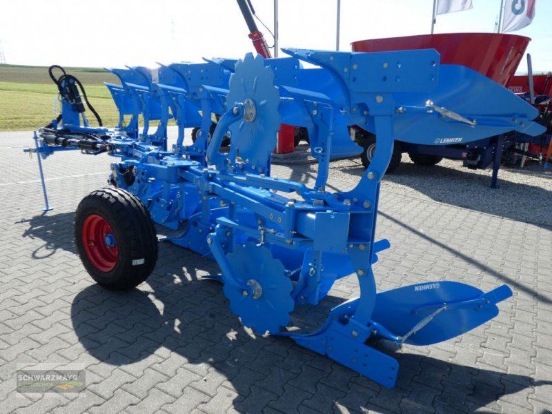 Pflug a típus Lemken Juwel 7MV 4+1N100, Neumaschine ekkor: Aurolzmünster (Kép 4)