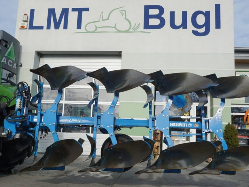 Pflug a típus Lemken Juwel 7MV 4N-100, Gebrauchtmaschine ekkor: Hürm (Kép 1)