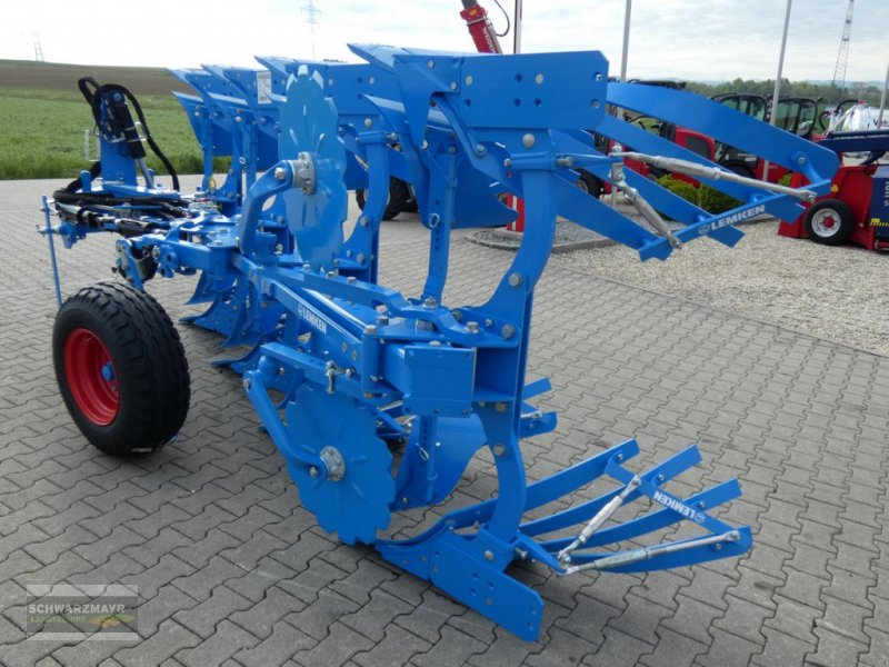 Pflug a típus Lemken Juwel 7MV 4N100, Neumaschine ekkor: Aurolzmünster (Kép 5)