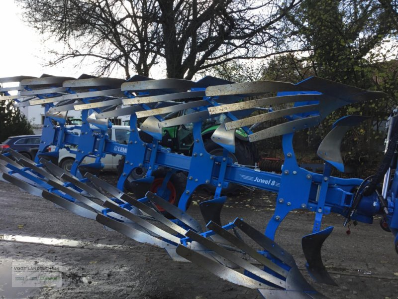 Pflug des Typs Lemken Juwel 8 M V, Vorführmaschine in Bodenkirchen (Bild 2)