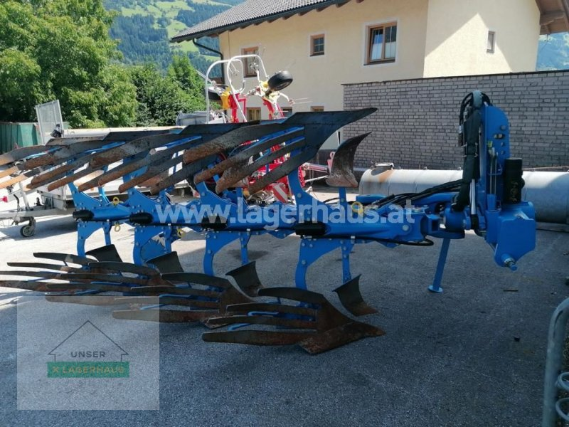 Pflug du type Lemken JUWEL 8 M VT 4 L 100, Gebrauchtmaschine en Schlitters (Photo 1)