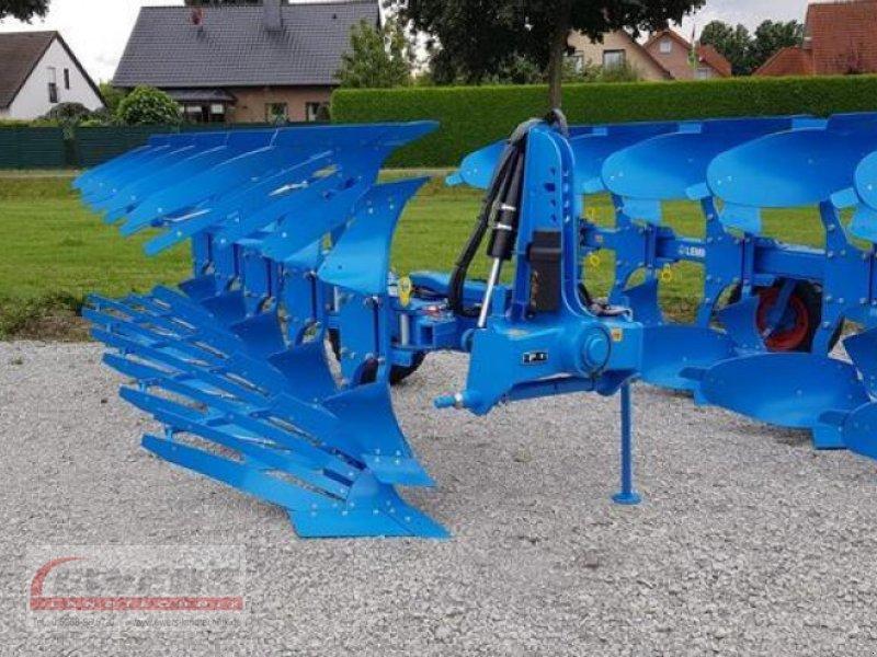 Pflug des Typs Lemken Juwel 8M V 5 N 100, Neumaschine in Salzkotten (Bild 1)