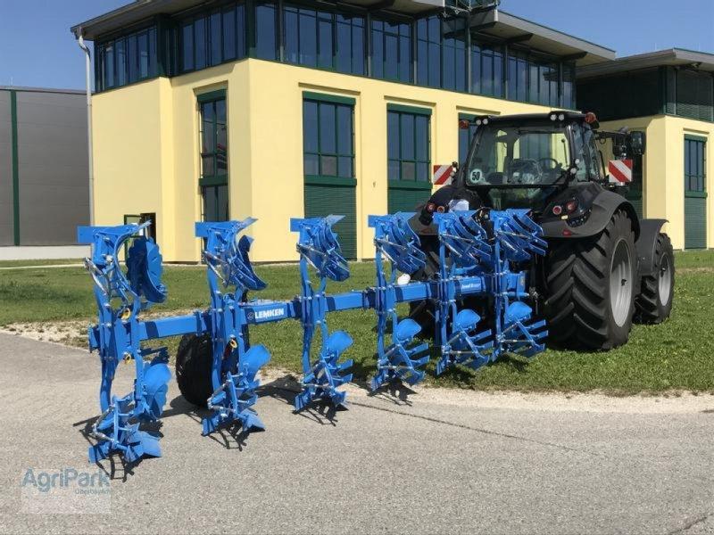 Pflug des Typs Lemken Juwel 8MV 5+1 N100, Neumaschine in Kirchdorf (Bild 1)