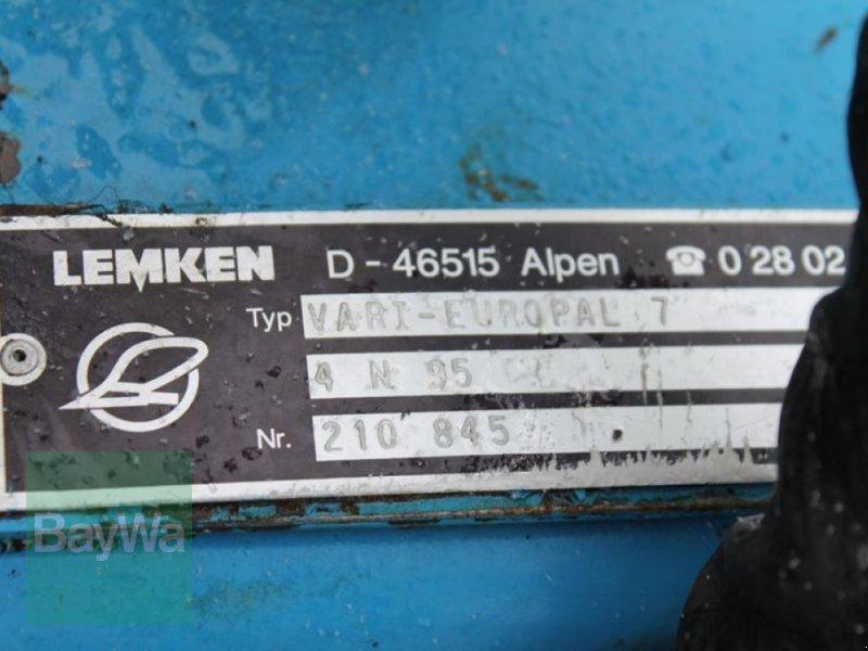 Pflug des Typs Lemken VARI-EUROPAL 7, Gebrauchtmaschine in Straubing (Bild 8)