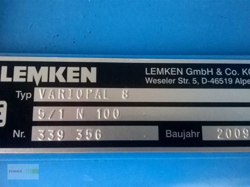 Pflug des Typs Lemken VariOpal 8 5 N, Gebrauchtmaschine in Herbolzheim (Bild 8)