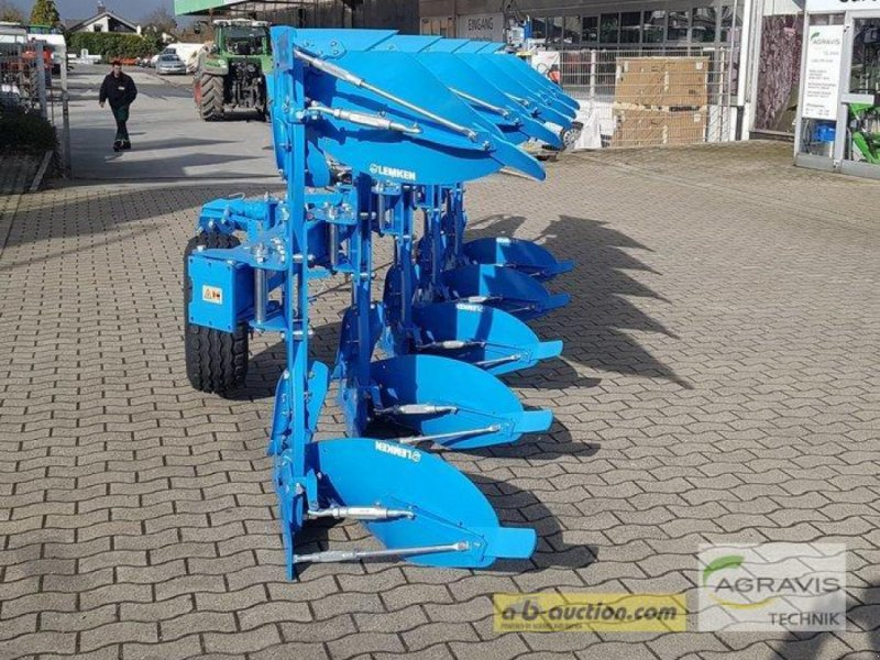 Pflug a típus Lemken VARIOPAL 9 5 N 100, Neumaschine ekkor: Beckum (Kép 5)