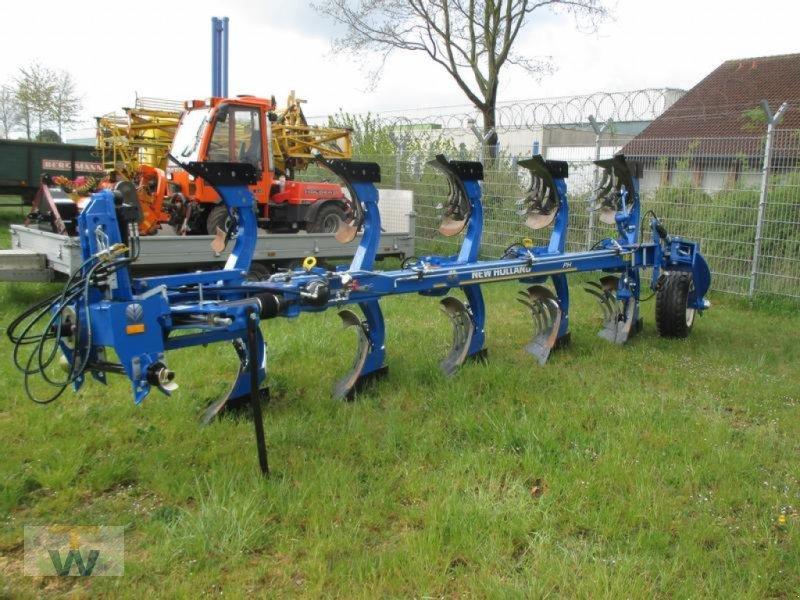 Pflug a típus New Holland PHV 51080 H, Neumaschine ekkor: Gleschendorf (Kép 1)