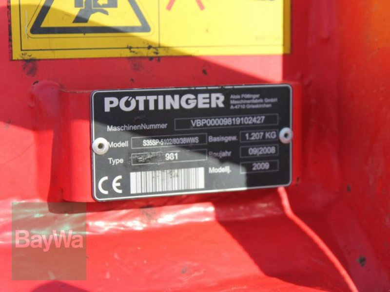 Pflug του τύπου Pöttinger SERVO 35 S PLUS, Gebrauchtmaschine σε Straubing (Φωτογραφία 8)