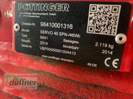 Pflug a típus Pöttinger Servo 45 SPN-46Wc, Gebrauchtmaschine ekkor: Hohentengen (Kép 12)