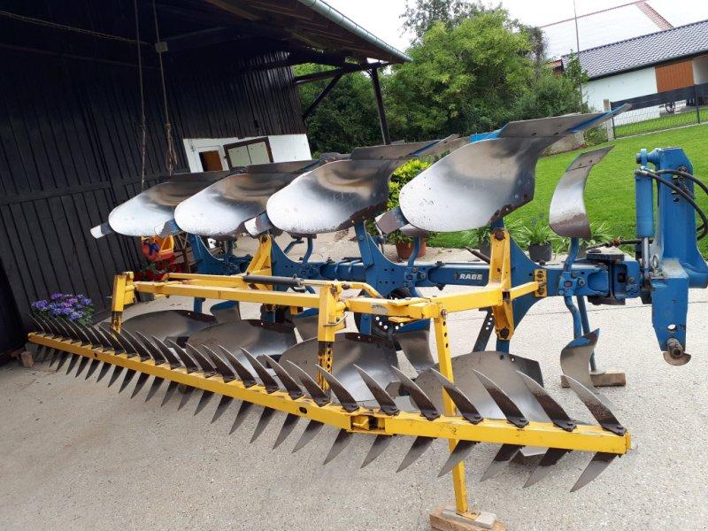 Pflug des Typs Rabe 4 Schar Drehpflug, Gebrauchtmaschine in Aiterhofen (Bild 2)