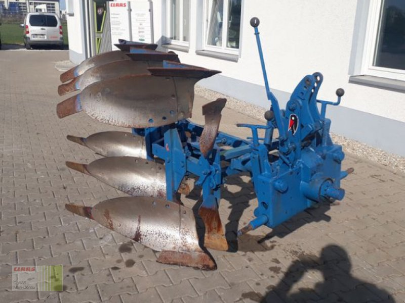 Pflug des Typs Rabe FELDTAUBE AIII DREHPFLUG, Gebrauchtmaschine in Aurach (Bild 1)