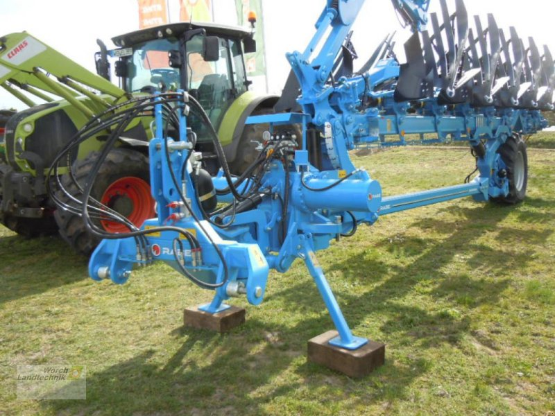 Pflug a típus Rabe Kormoran PF VHA 180, Neumaschine ekkor: Schora (Kép 1)
