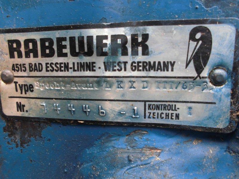 Pflug typu Rabe Specht Avant LKXD 3, Gebrauchtmaschine v Schwend (Obrázok 24)