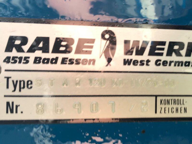 Pflug des Typs Rabe Star 120 XD, Gebrauchtmaschine in Barbing (Bild 1)