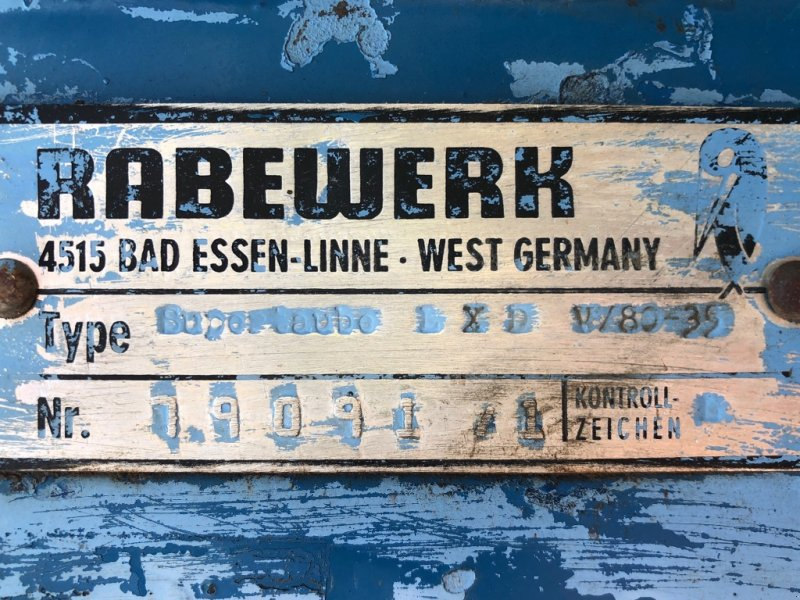 Pflug типа Rabe Supertaupe LXD, Gebrauchtmaschine в LA GRAVERIE (Фотография 5)
