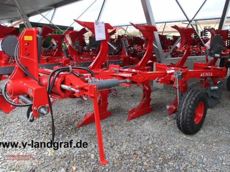 Pflug des Typs Unia Ibis Vario 4 S, Neumaschine in Ostheim/Rhön (Bild 1)
