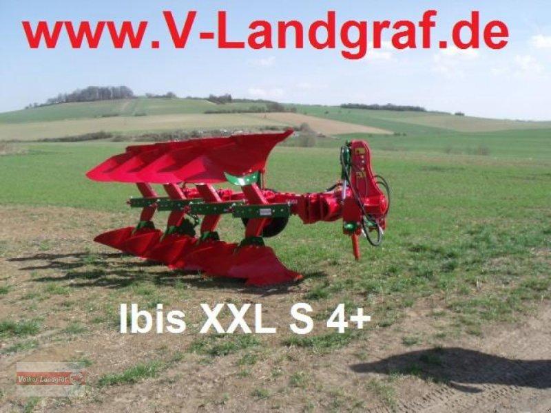 Pflug des Typs Unia Ibis XXL S 4+, Neumaschine in Ostheim/Rhön (Bild 1)