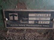 Pflug des Typs Willemsen sonstiges, Gebrauchtmaschine in Tiefenbach