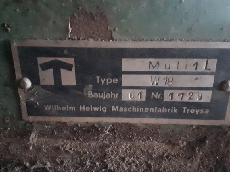 Pflug des Typs Willemsen sonstiges, Gebrauchtmaschine in Tiefenbach (Bild 1)