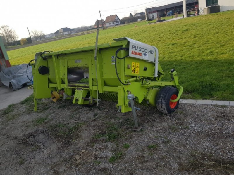 Pick-up des Typs CLAAS Pick up 300 HD *Landwirtmaschine*, Gebrauchtmaschine in Schutterzell (Bild 1)