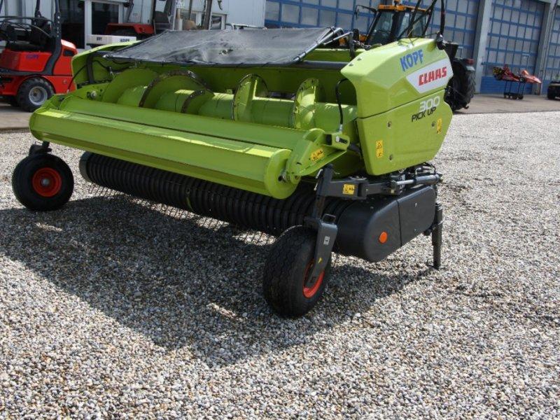 Pick-up типа CLAAS Pick up 300 HD Profi ca. 50 Hektar EZ 2020, Neumaschine в Schutterzell (Фотография 1)