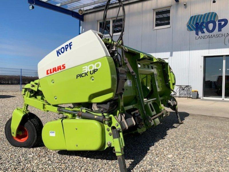 Pick-up des Typs CLAAS Pick Up 300 HD Profi Ersteinsatz 2019, Gebrauchtmaschine in Schutterzell (Bild 1)