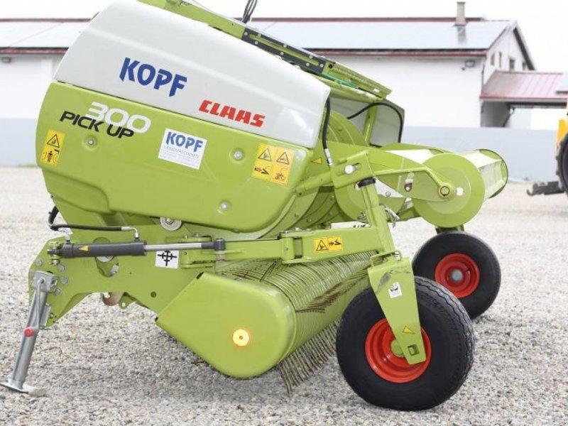 Pick-up a típus CLAAS Pick up 300 HD Profi, Gebrauchtmaschine ekkor: Schutterzell (Kép 4)